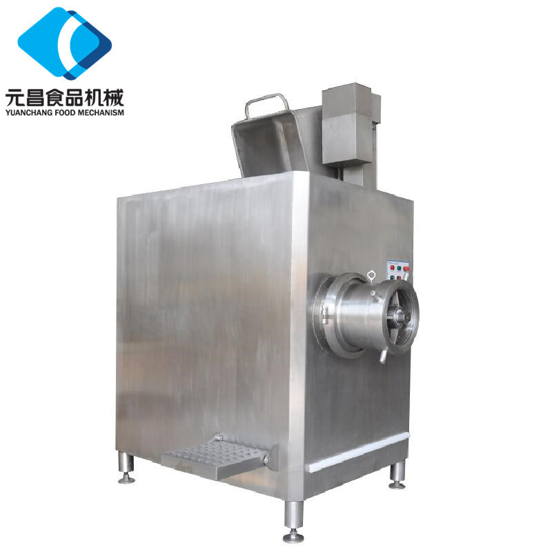 Automatic Frozen / Fresh Meat Mincer for Sale