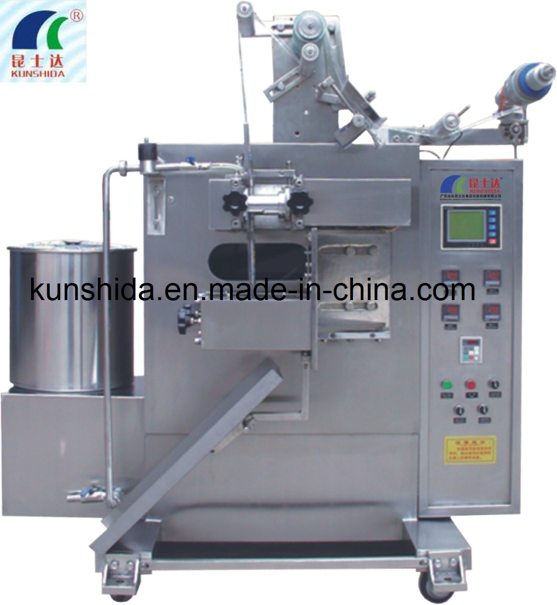Back Sealing Continuous Packing Machine