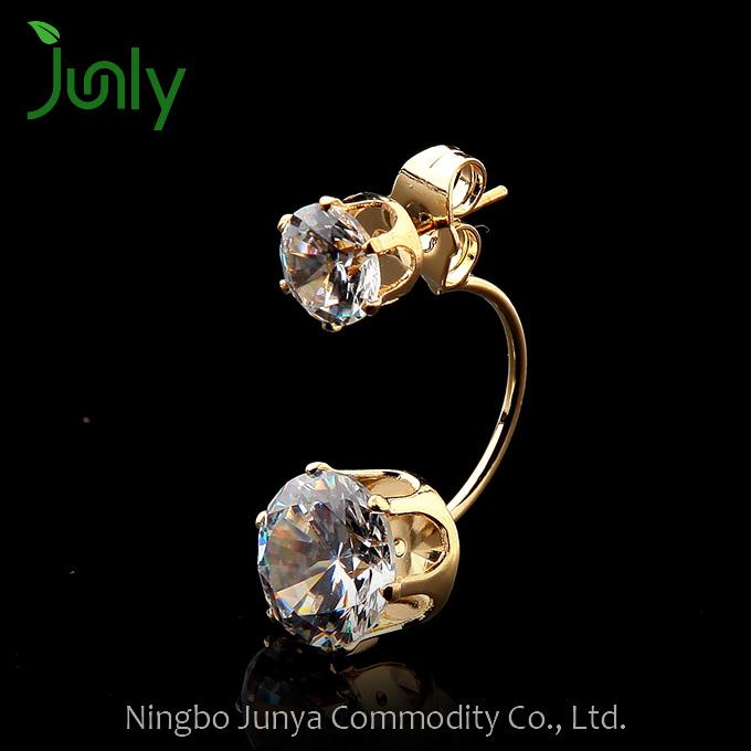 Cheap Beautiful Drop Jewelry Earrings Gold Fashion Earring