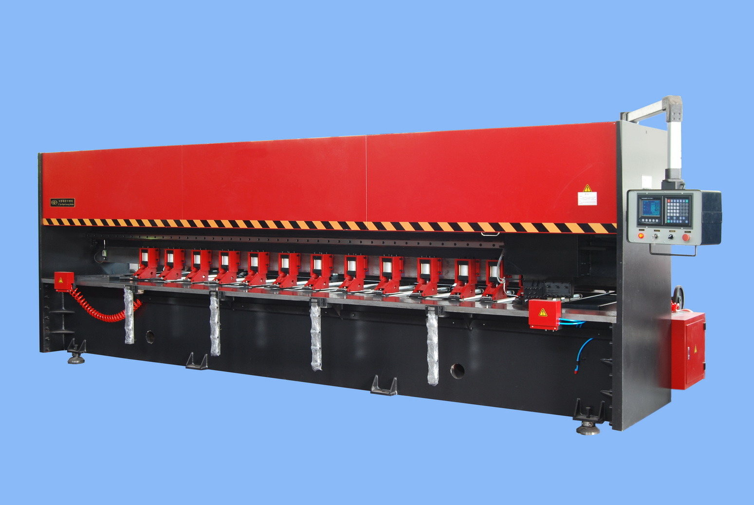 High Speed Notching Machine for Stainless Steel