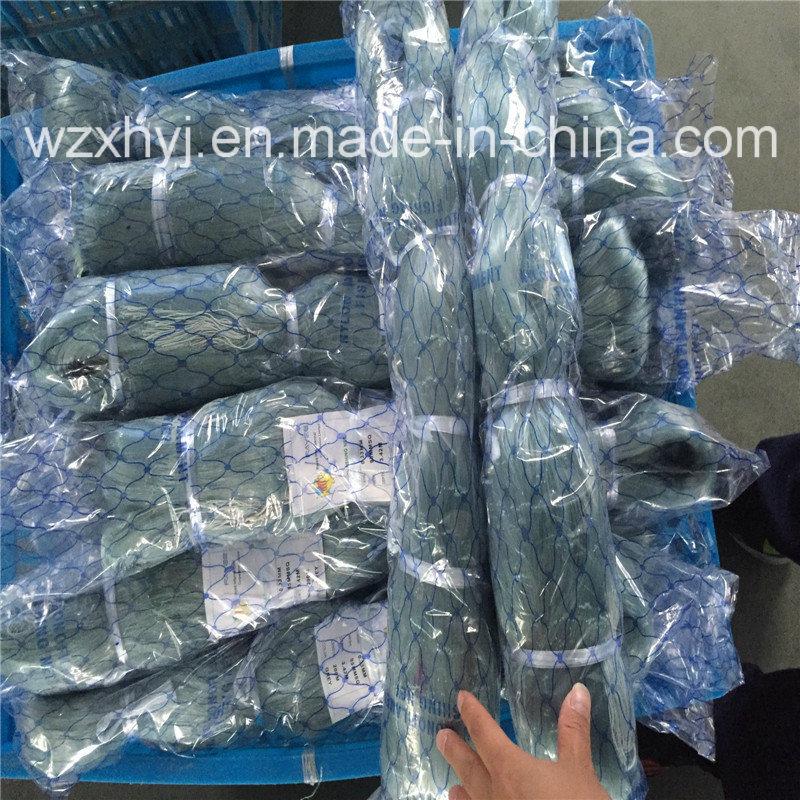 0.33mm X95mmsqx3.42mx200m Nylon Monofilament Fishing Net