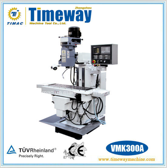 Knee-Type Vertical CNC Milling Machine