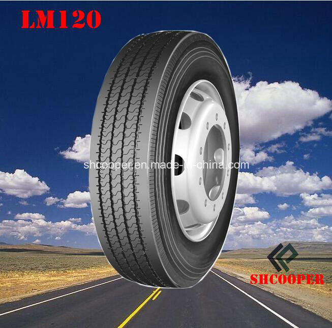 Long March Tubeless Trailer Truck Tyre with 5 Sizes (LM120)