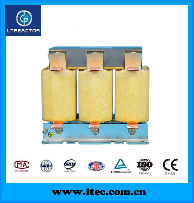 Ce/TUV 14% Impedance LV Series AC Reactor for Capacitor