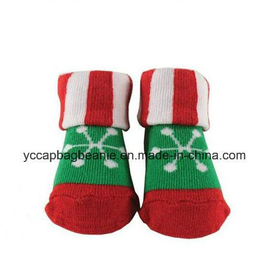 Custom Wholesale Cotton Baby Socks