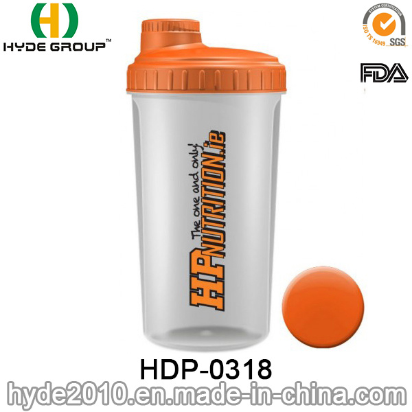 700ml BPA Free Wholesale Protein Shaker Bottle (HDP-0318)