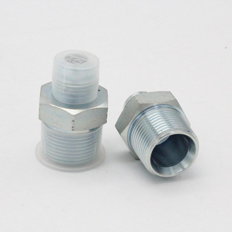 Union Male NPT and Jic Hydraulic Hose Fitting Adapter (1JN)