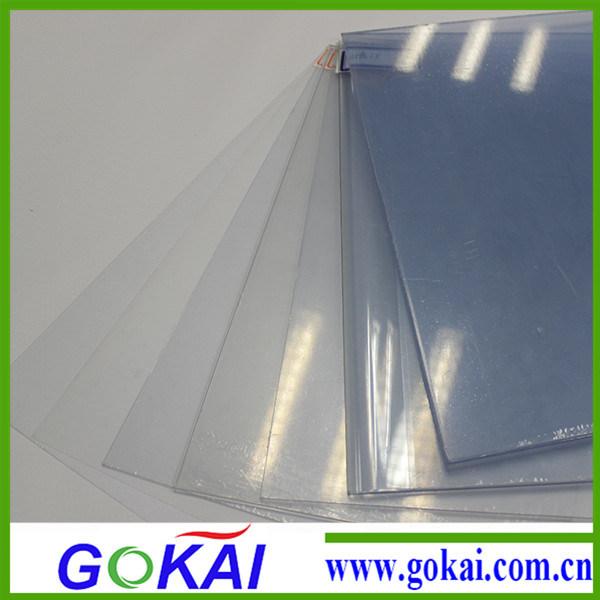 Dust-Proof Clear PVC Rigid Sheet