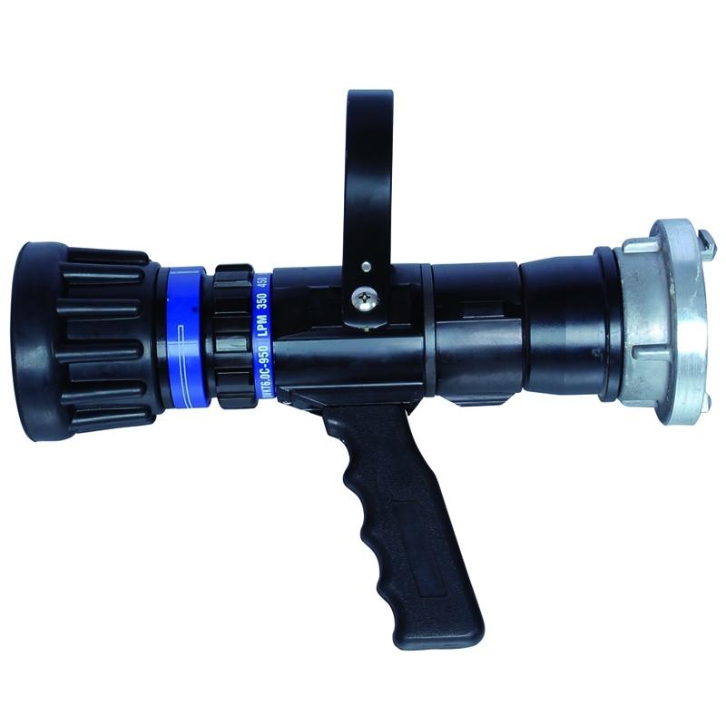 Pistol Grip Adjustable Flow Nozzle Qld6.0/15 C