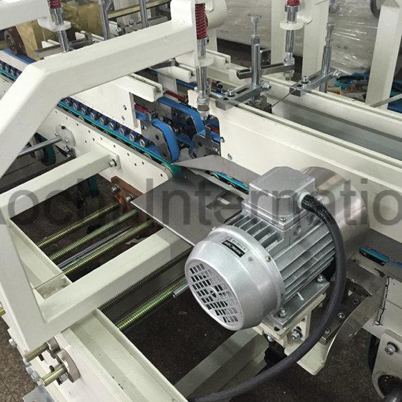 Pre-Folder & Lock Bottom Automatic Folder Gluer (GDHH-800/GDHH-900 Exported Model)