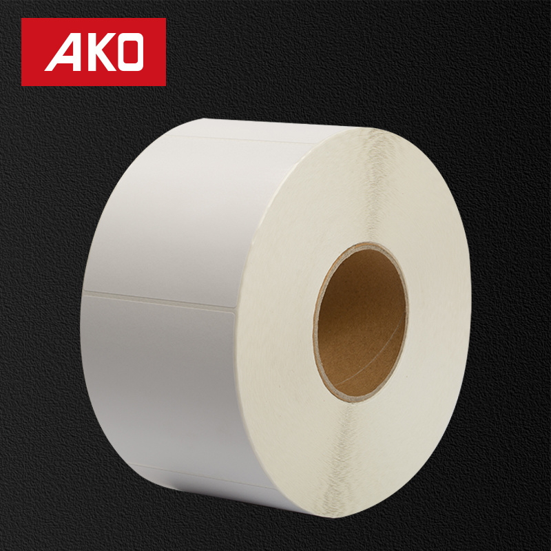 OEM Accepted Three Proofing Heat Sensitive Self Adhesive Sticker Paper Roll