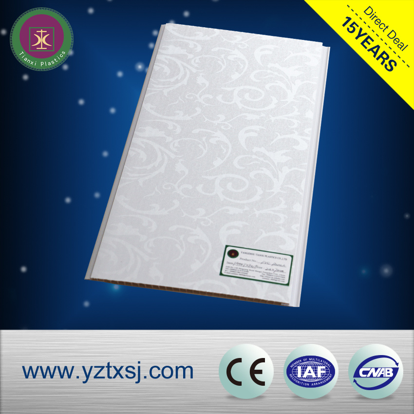 PVC Ceiling Tiles Home Decoration with Fresh Feeling Style