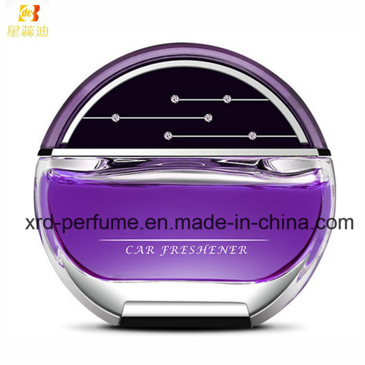 Car Decorate with Glass Bottle Perfume for 50ml