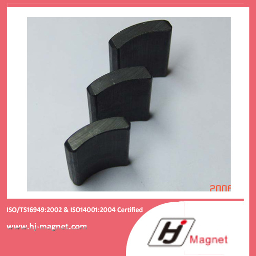High Quality Custom Arc Permanent NdFeB/Neodymium Magnet for Motors