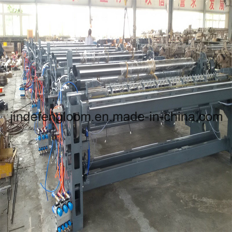 190cm Double Nozzle Textile Machine Air Jet Loom Weaving Machine