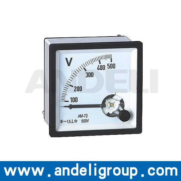 AC/DC Ammeter/Voltmeter Frequency Meter Panel Meter