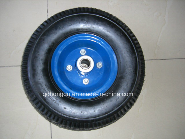 High Quality 13 Inch 13′′x3.00-8 Inflatable Rubber Wheel