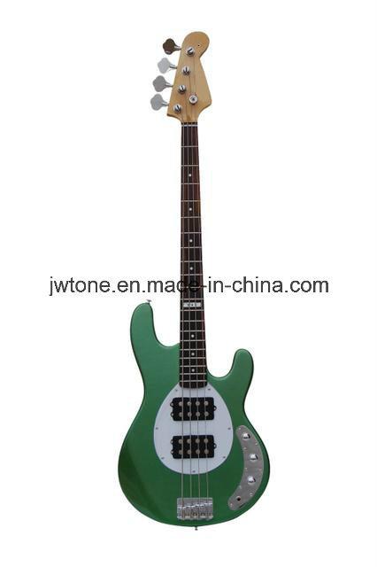 20 Frets Musicman Quality Electric Bass Guitar