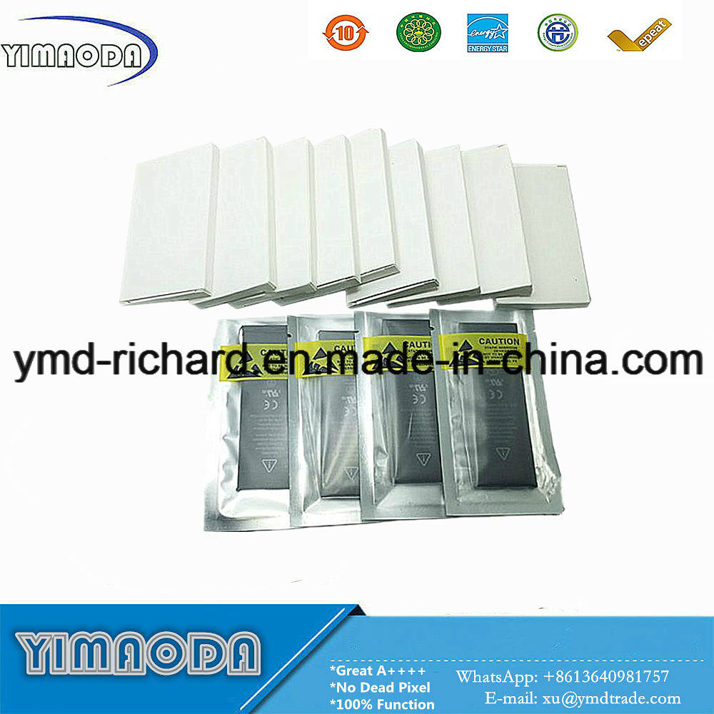 1510mAh 3.7V Lithium Polymer Mobile Phone Batteries for iPhone 5c Battery