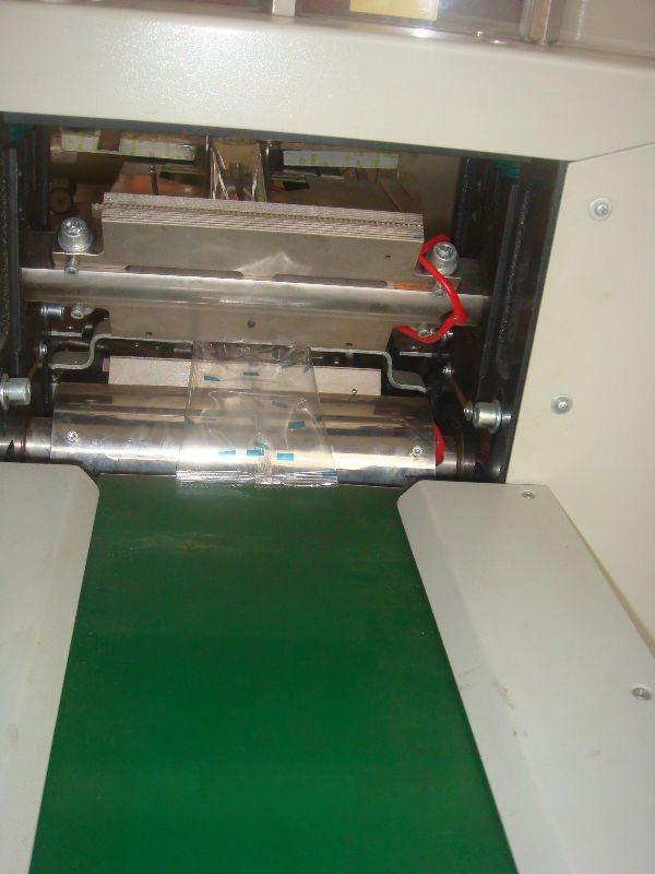 Foshan High Speed Pillow Packing Machine for Baby Wet Tissue