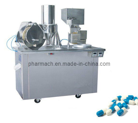 Semi-Automatic Capsule Filling Machine (DTJ-V)