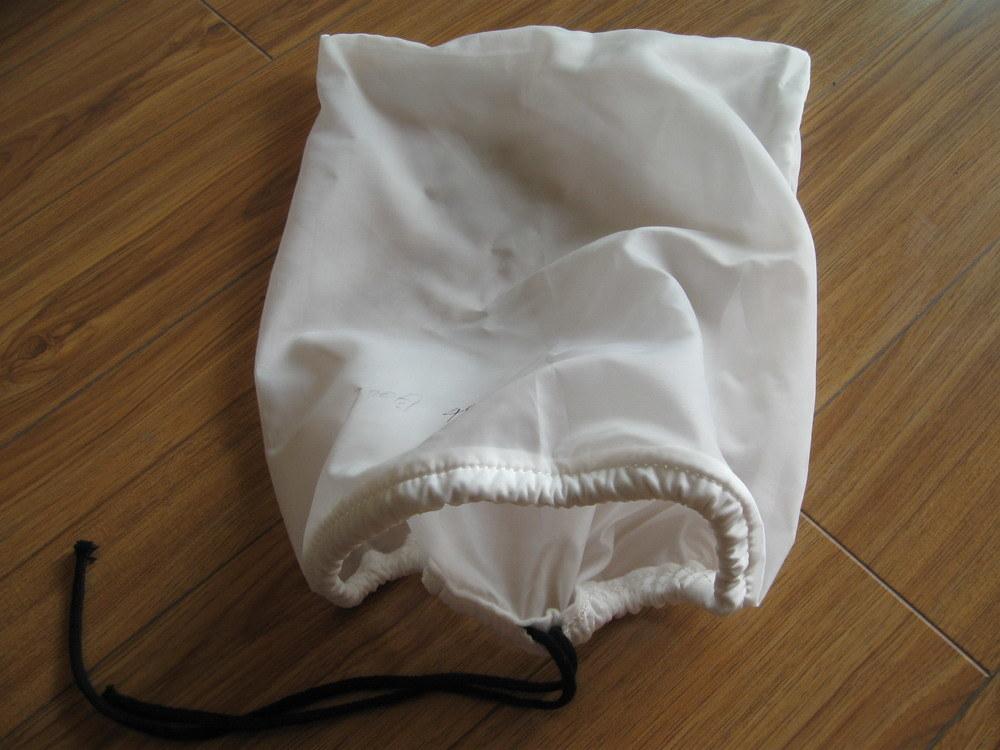 Polyester/Nylon Mesh drawstring filter bag