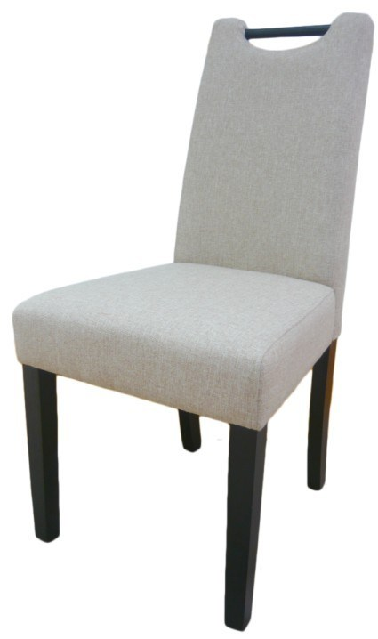 dining room chair jryz 8032 china handle chair linen fabric chair