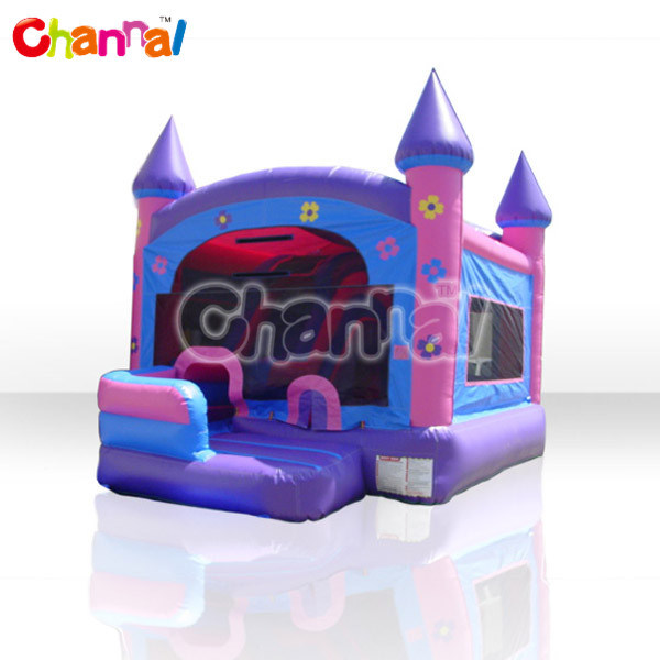 Doll House Slide Combo Inflatable Jumper Bb287