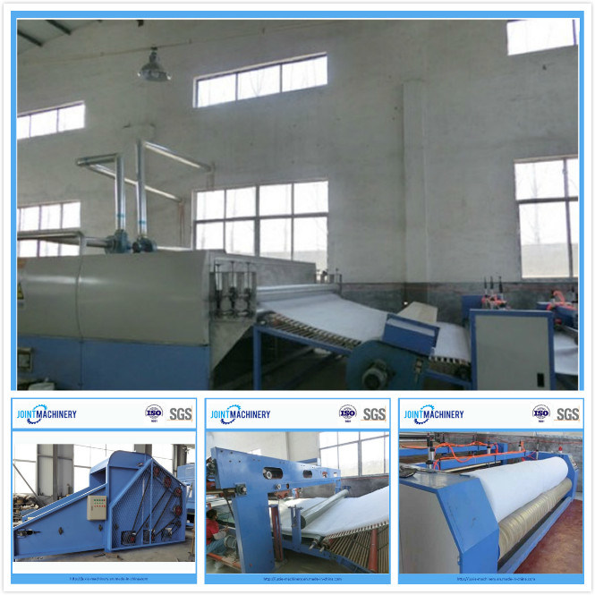 Jm Nonwoven Winder & Cutter Machine