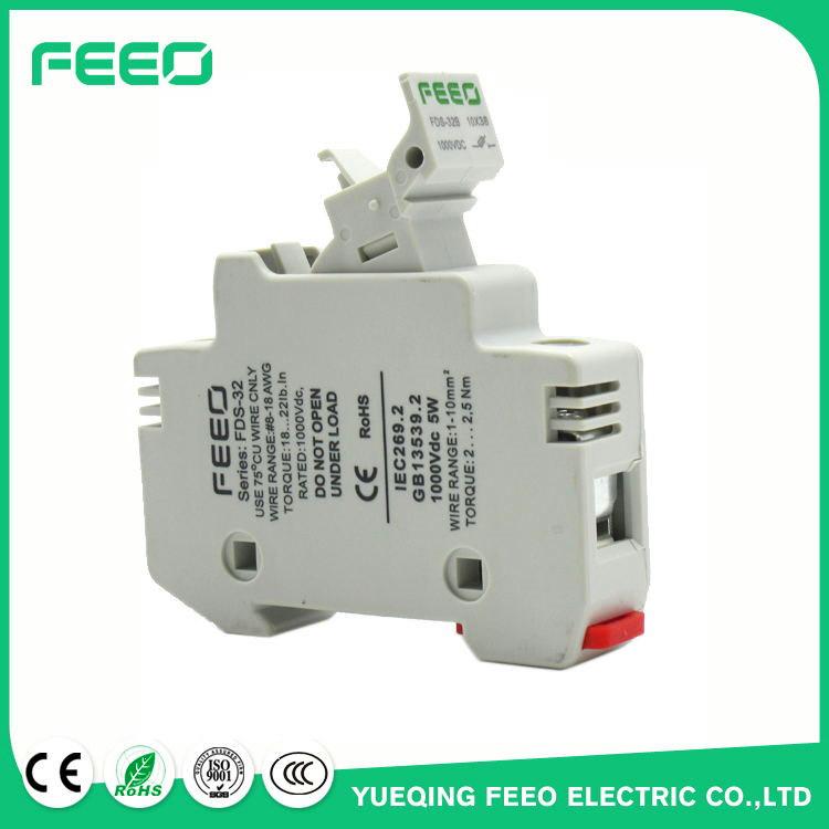 Sun Power Fuse Holder Low Voltage 15AMP 250VDC Fuse