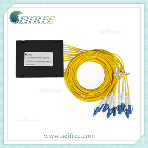 100g C Band 8CH DWDM Multiplexer