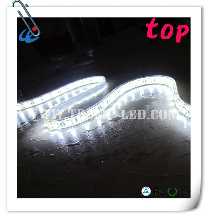 china 5050 12v flexible waterproof outdoor led strip light lighting