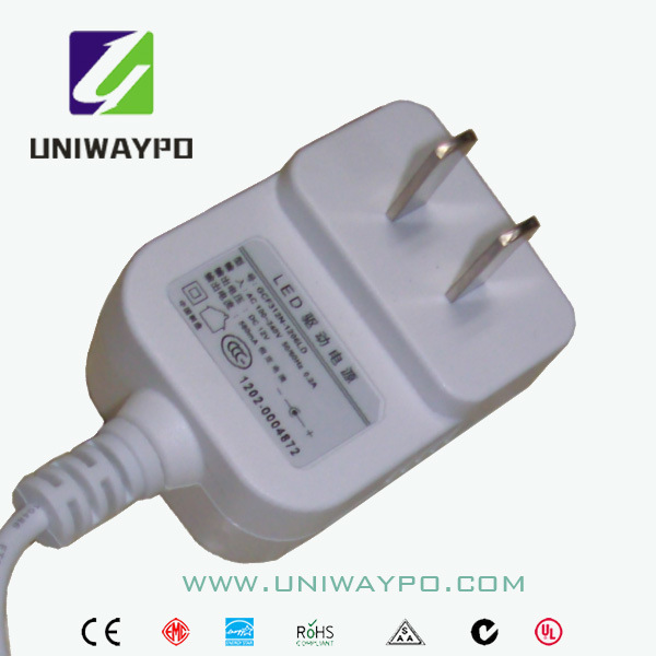 12V 1A 12W DC Adapter or AC Adapter