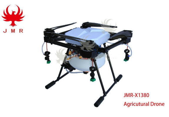 Agricultural Sprayer Quadcopter RC Helicopter, Rotor Drone Plant Protection Pesticide Spray with Long Flying Time
