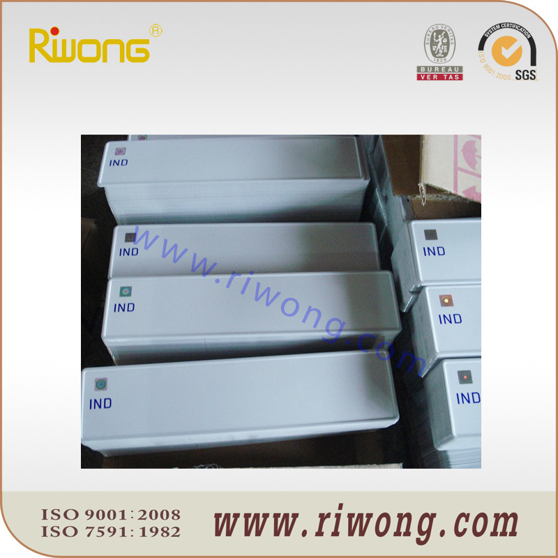 Ind Blank Aluminum Number Plate