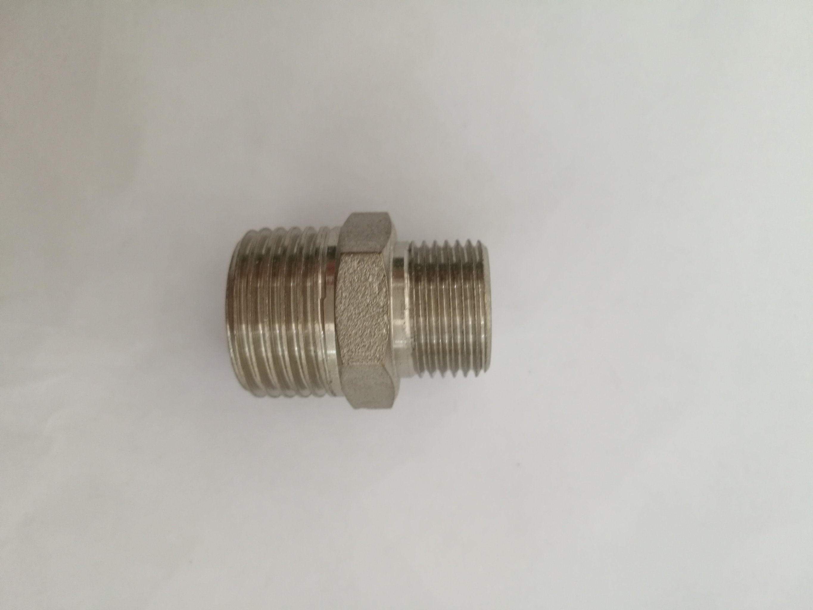 Brass Hex Reducing Nipple Coupling Fitting (YD-6006)
