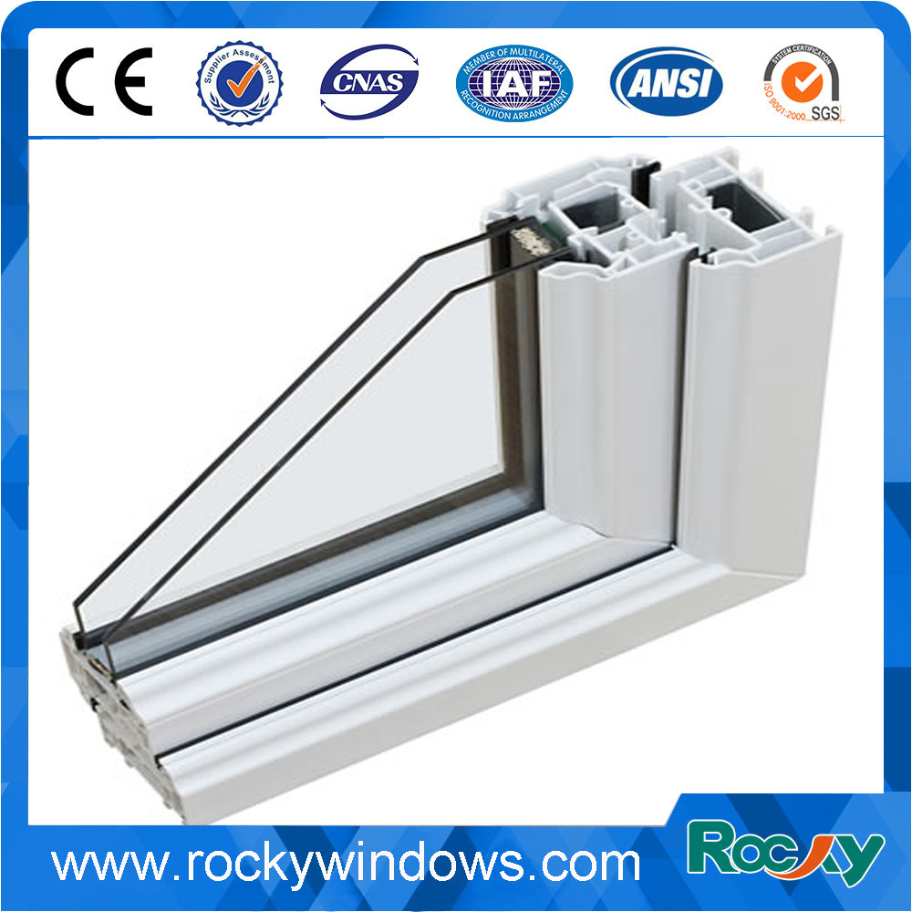 UPVC Profiles PVC Profile Laminating for Doors