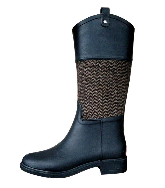 Rubber Equestrian Riding Boots