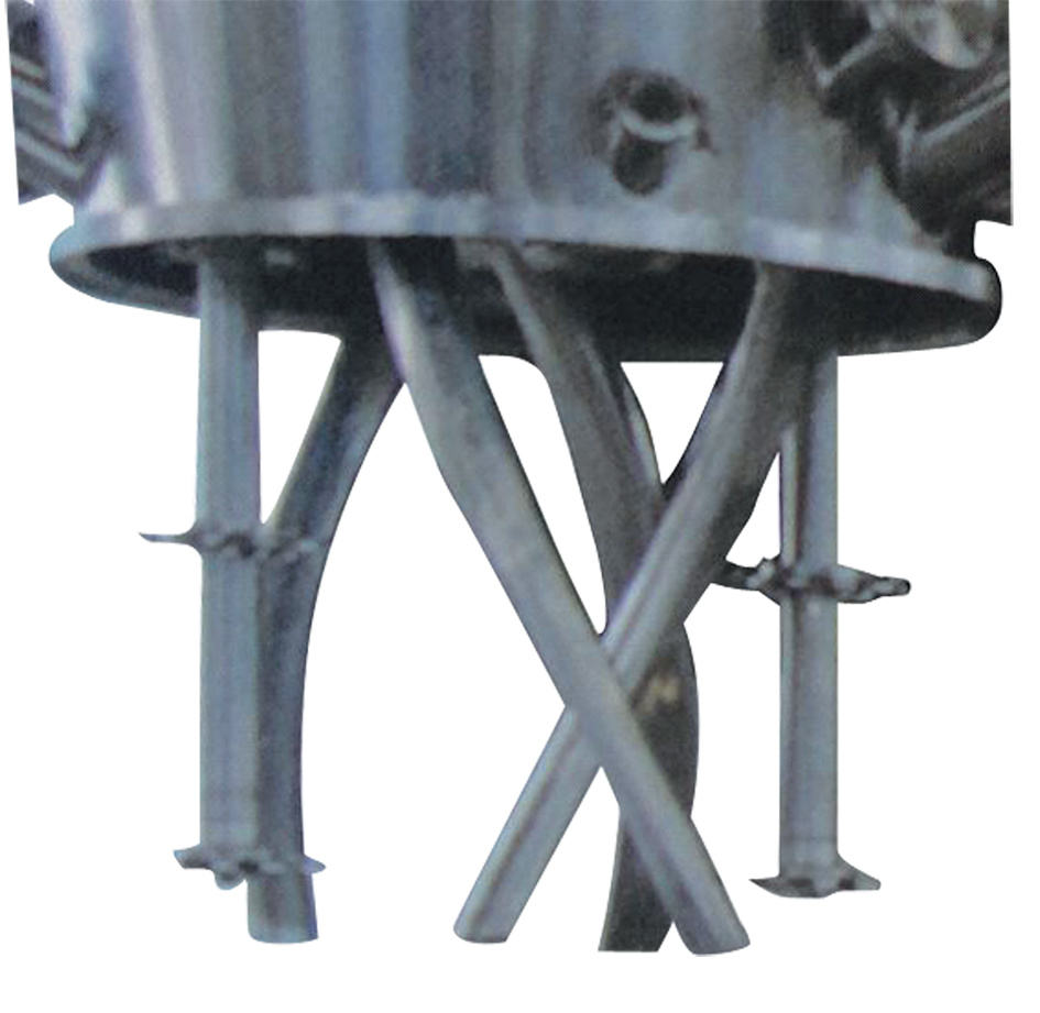 PU Foam Excellent Dlh-600 Gantry Type Double Disperser Planetary Mixer