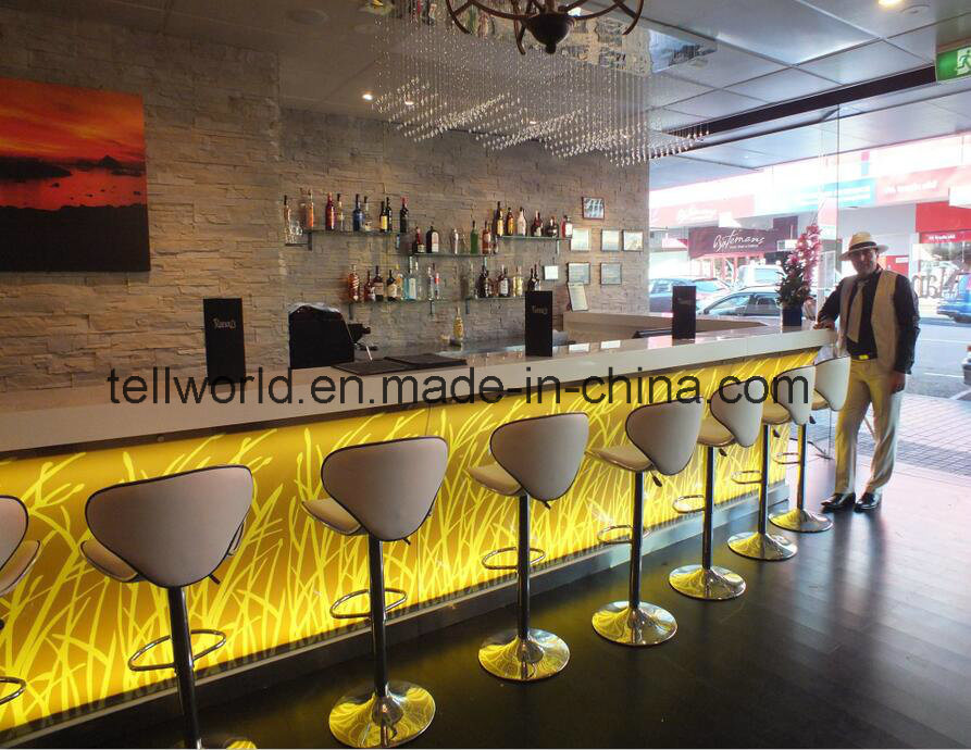 China Top Selling Modern Design Bar Counter Design For Sale