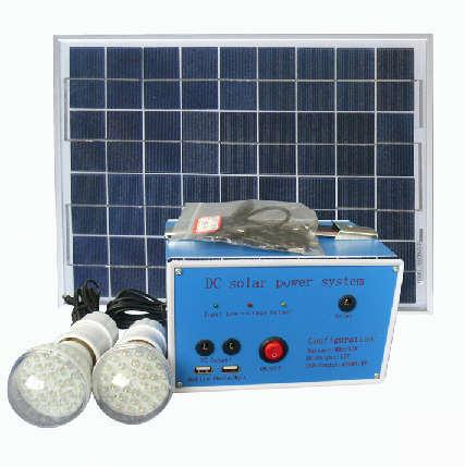 Solar DC Light (ZY-107)