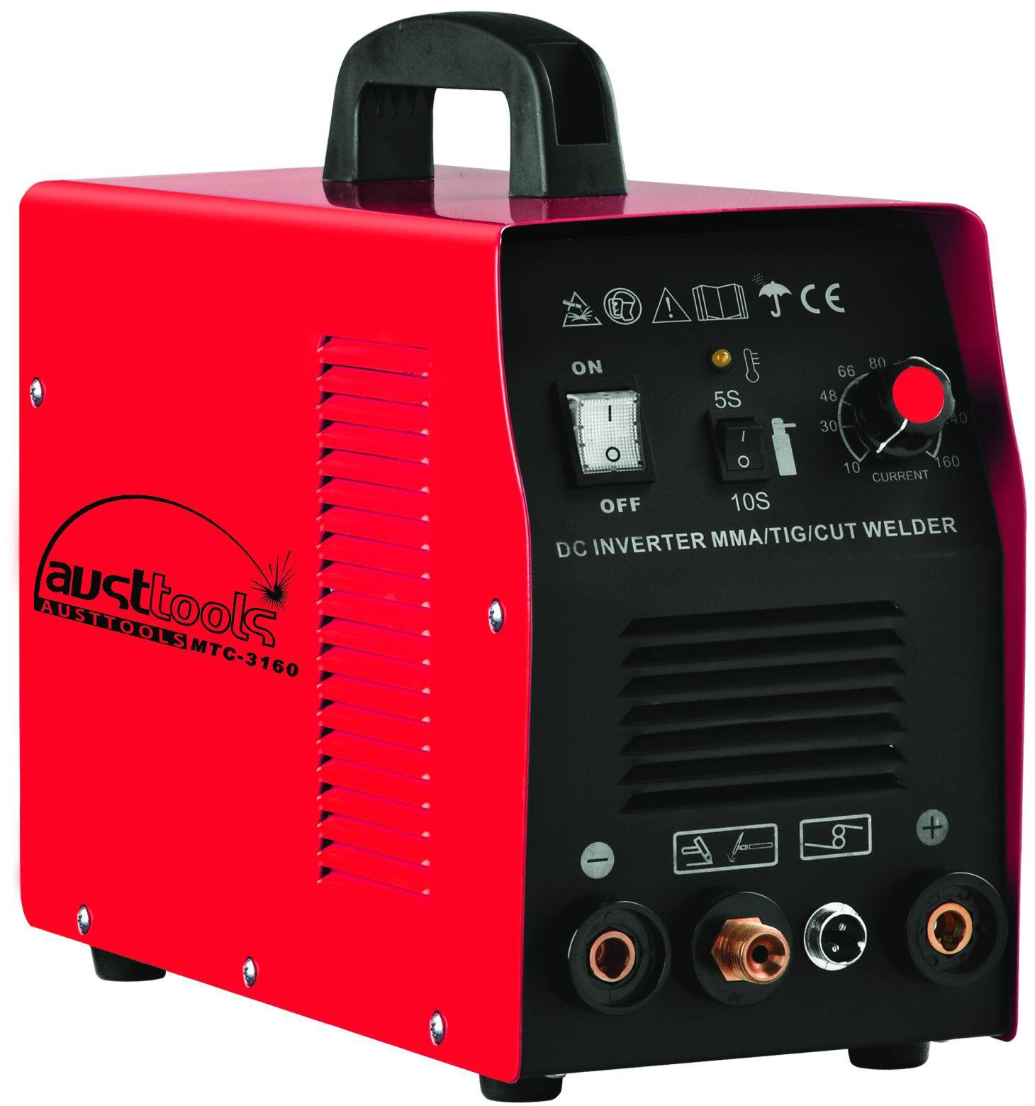 DC Inverter Mosfet MMA/ TIG/ Cut Equipment (MTC -3180)