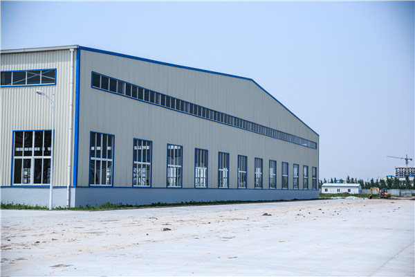 China Made Steel Building to South America