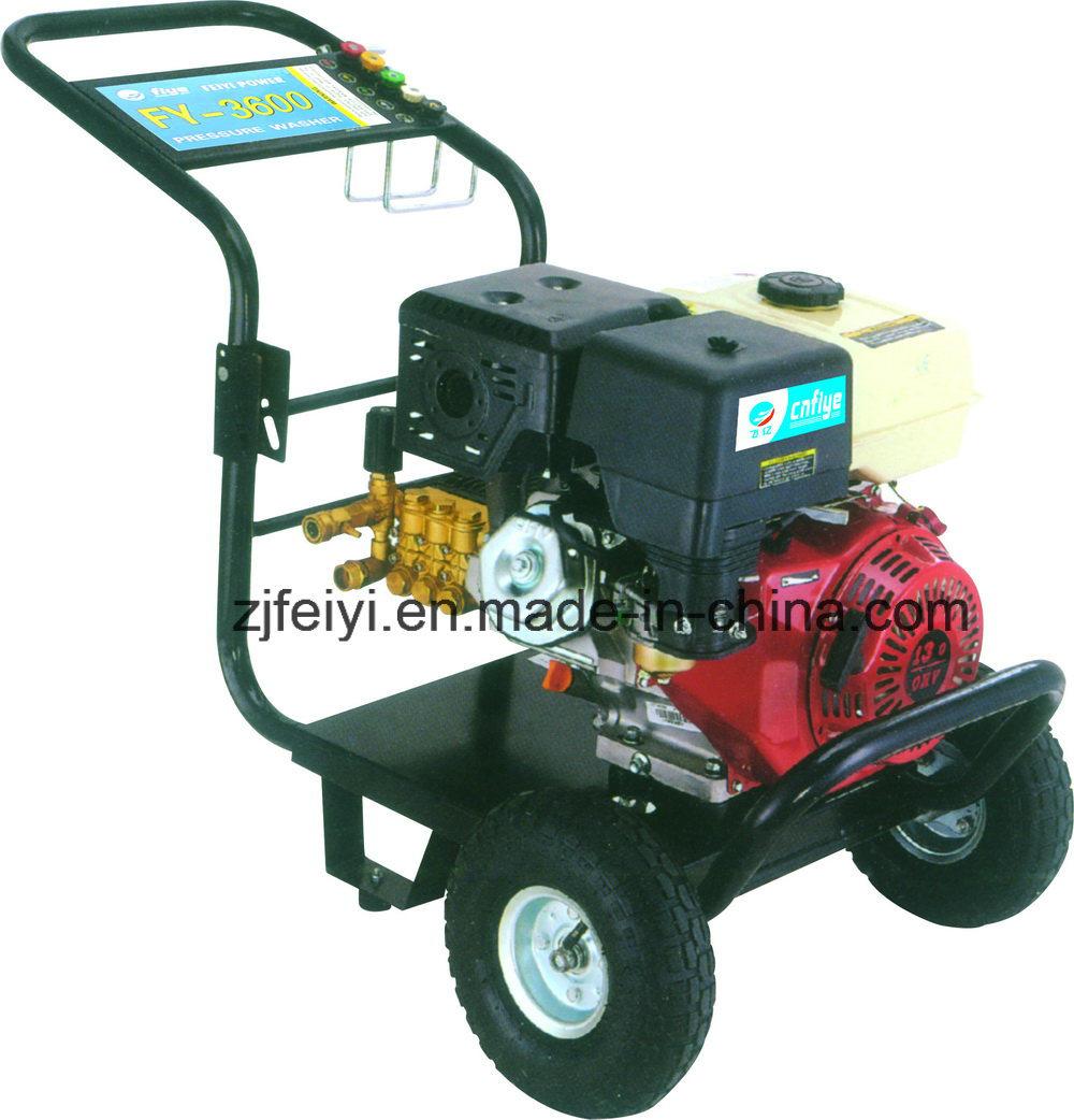 Professional Gasoline High Pressure Washer