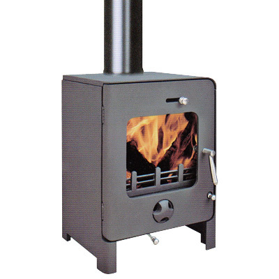 Simple USA Standard Cast Iron Stove (FIPA059) , Fireplace