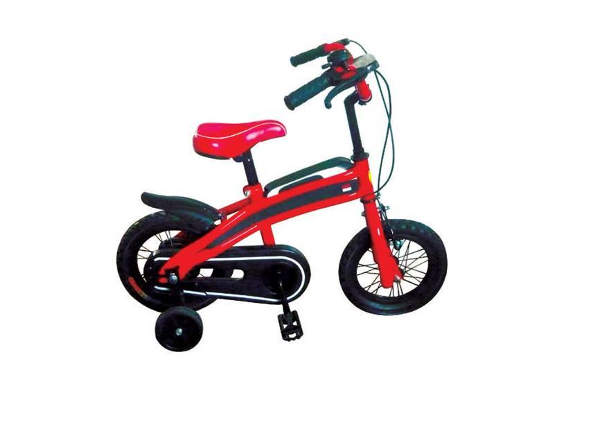 Toys 12 Inch Kids Bike Toy with Assist Wheel (HC-KB-55980)