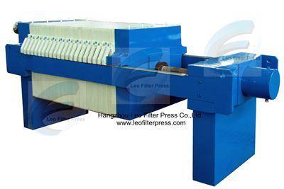 Leo Filter Press Industrial Hydraulic Filter Press