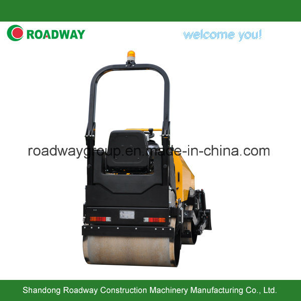 Fully Hydraulic Ride on Type Road Roller 2ton