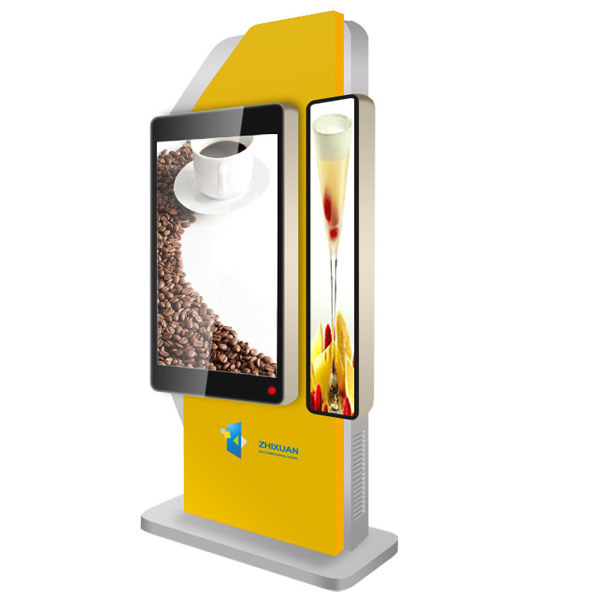 65'' Outdoor Advertising Player Digital Signage High Briightness LCD Screen (ZX650-L02HQ)