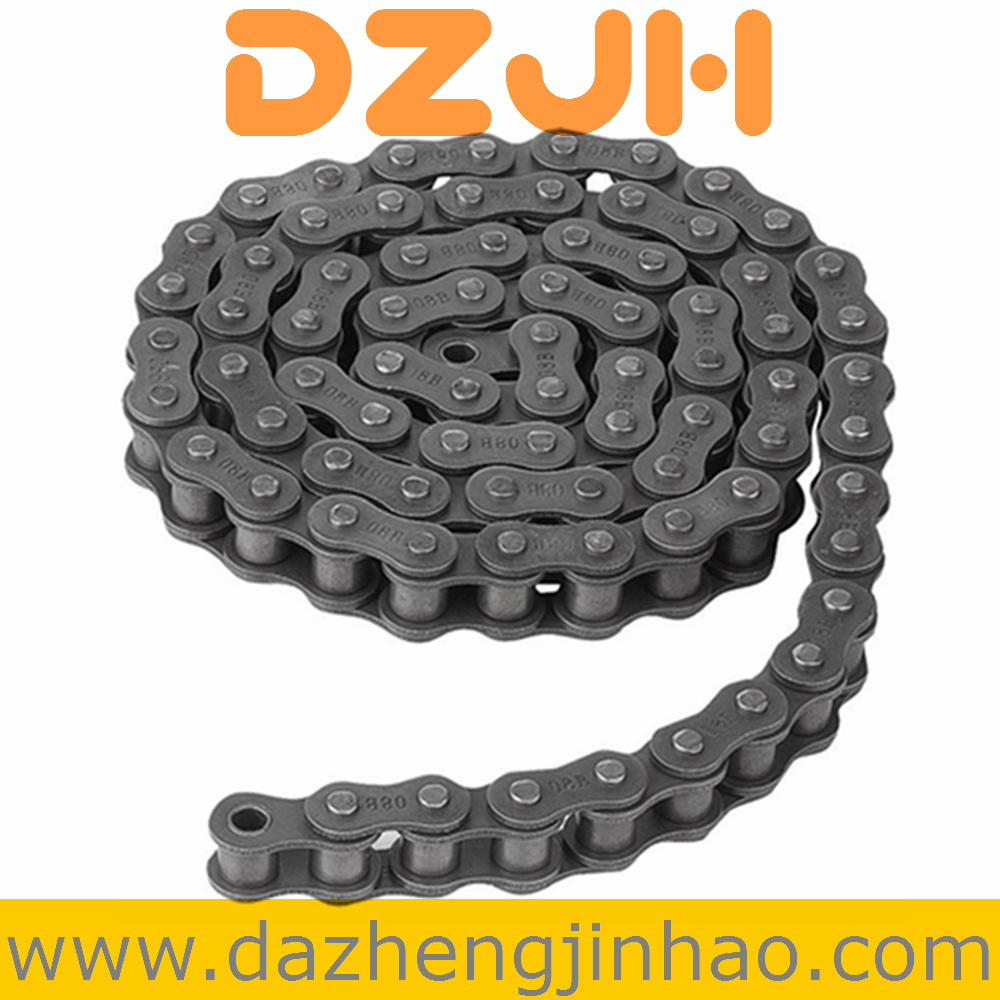 Short Pitch Transmission Precision Roller and Bush Chains